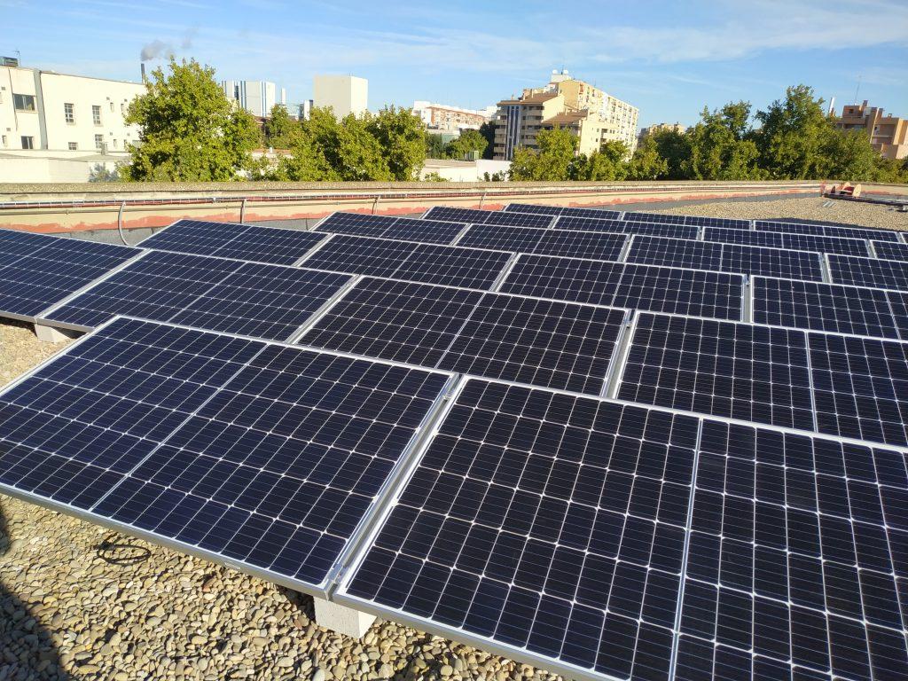 placas solares Fundacion Picarral