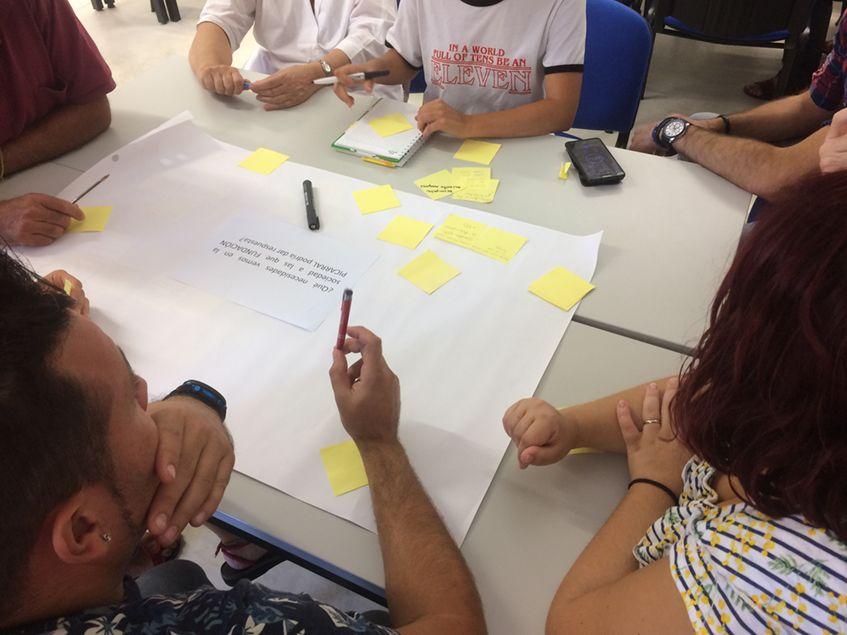 Trabajo colaborativo por la educación inclusiva